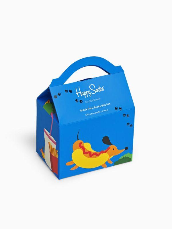 Calze - Kids Snack pack socks gift