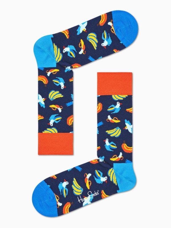 Calze - Banana bird socks calza